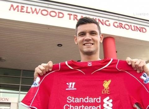 News video: Liverpool Sign Defender Lovren from Southampton