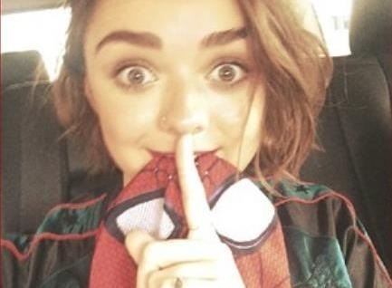 News video: GoT Star Maisie Williams Wins Comic Con