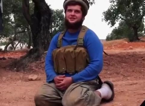 News video: An American Suicide Bomber in Syria