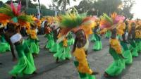 News video: Haitians party for the Carnival of Flowers