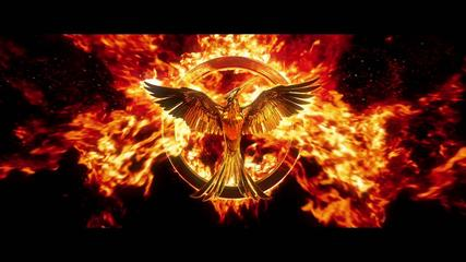 News video: The Hunger Games Mockingjay Part 1 Teaser