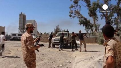 News video: Libya in crisis as violence intensifies between armed militias