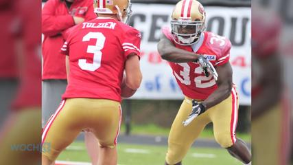 News video: 49ers RB Kendall Hunter Out With Torn ACL